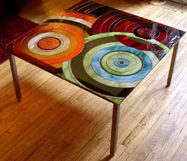 Какой краской покрасить стекло в домашних условиях